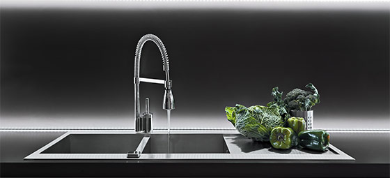 Select The Perfect Sink For Your Kitchen