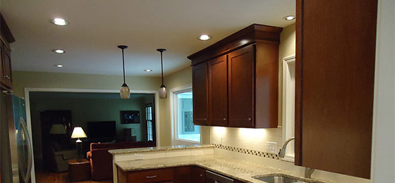 kitchen lighting in overland park 101 choosing task lighting