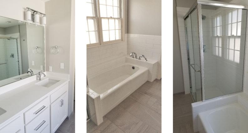 Bathroom Remodel by Mission Kitchen & Bath