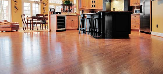 Kitchen Flooring Trends Moving Beyond The Traditional Mission