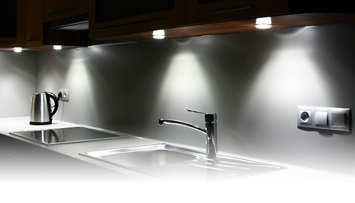 task lighting kitchen