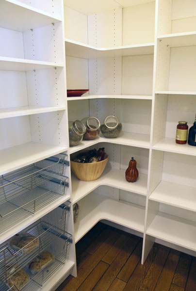 Add The Perfect Walk In Pantry To Your Kitchen Mission